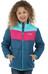 Regatta Icebound II Jacket Kids Ink Blue/Jem/Horizon